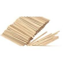 Одноразовые деревянные мешалки